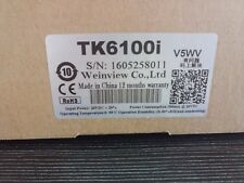 1PC NEW WEINTEK WEINVIEW HMI TK6100i Touch Panel Display
