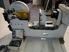 "Benchmaster Model SP75000B-A-2  ""Deep Throat"" Mechanical Punch Press 10 Ton"