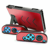 For Nintendo Switch Hard Case Cover Anti-Scratch PC Aluminum Metal Protect Shell