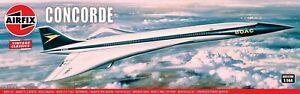 Airfix Vintage Classics 1/144 Aerospatiale Concorde Prototype (BOAC) # A05170V