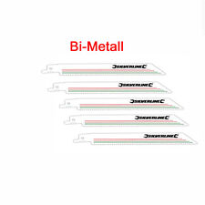 Sägeblätter für Säbelsäge MEISTER MSE 800-1 MMS 710 800 5 St Bi Metall Nagelfest
