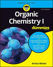 Organic Chemistry I For Dummies by Arthur Winter (Paperback, 2016)