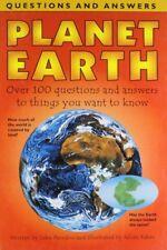 Planet Earth (Mini Q & A)