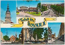 SALUTI DA NOVARA - VEDUTINE 1965