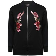 9d059247d Bomber Casual Floral Coats & Jackets for Women for sale | eBay