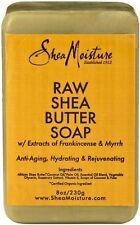 Shea Moisture beurre de karité brut BARRE soap-227ml