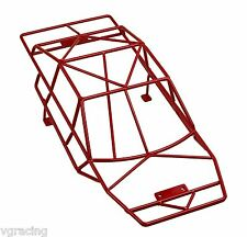 Traxxas Slash™ 4x4 Powder Coated Red Roll Cage 6804, 6807, 6808, Standard or LCG
