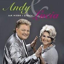 ANDY & LUCIA - Jak niebo i ziemia - Polen.Polnisch,Polska,Polska,Polonia,Slaskie