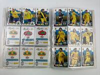 Panini UEFA Euro 2012 Card Lot Of 200 European Football Soccer (In Binder)