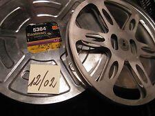 Filmspule für16 mm Filme aus Metall bis 550 Meter=34 cm mit Filmdose-Nr.12/02