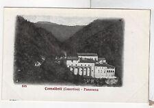 FC219 Panorama Casentino Camaldoli Arezzo Italy Vintage PC