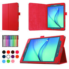 "For Samsung Galaxy Tab A A6 7"" 8"" 9.7"" 10.1"" Tablet PU Leather Stand Case Cover"