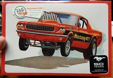 Amt 888/12 Mustang Funny Car 427 Car Model Kit Sealed In Box 1/25 Scale