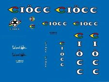 Ciocc Bicycle Decals, Transfers, Stickers n.3