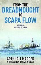 From the Dreadnought to Scapa Flow by Marder Arthur Jacob