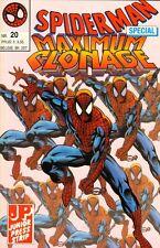 SPIDERMAN SPECIAL 20  -  MAXIMUM CLONAGE (1995)