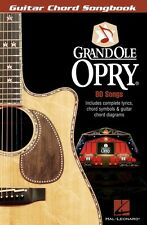 Grand Ole Opry Sheet Music Guitar Chord Songbook Book NEW 000699885