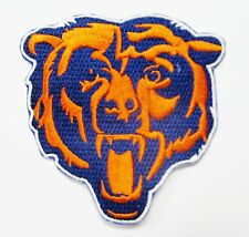 "LOT OF (1) NFL CHICAGO BEARS PATCH IRON-ON (X-L 3 1/2"" X 3 3/8"") ITEM # 04"