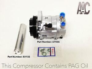 A/C Compressor Kit for Infiniti 2003-2006 G35  Infiniti FX35 2003-2008 Reman.
