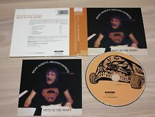BRIAN AUGER'S OBLIVION EXPRESS CD - KEYS TO THE HEART in MINT
