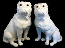 White European Art Pottery