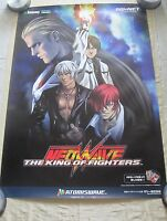 2004 SNK NEOWAVE THE KING OF FIGHTERS POSTER