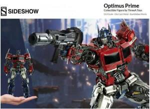 Transformers Bumblebee DLX Actionfigur 1/6 Optimus Prime Autobot Statue ThreeATo