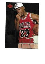 1998 UPPER DECK MJX 3rd Quarter Highlights MICHAEL JORDAN (Bulls) #111