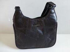 Ladies Dark Brown Hand Bag / Shoulder Bag - NEW