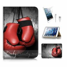 ( For iPad mini Gen 1 2 3 ) Flip Case Cover! P2072 Boxing Gloves