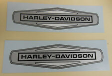 Harley Gas Tank Decal Set Sprint C,H,CR,SS, Rapido, Leggardo, KR, XLR 61770-66A