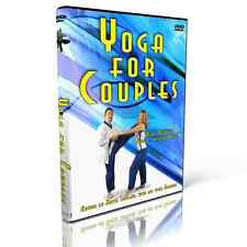 Yoga For Couples DVD (the perfect wedding gift)