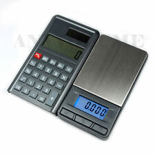 Precision Scale + Calculator 200g x 0.01g  Digital Pocket Scale 0.01 gram