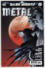 DARK NIGHTS: METAL #2 DC Comics ANDY KUBERT VARIANT COVER! Batman Joker Days 1