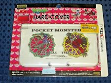 Nintendo Pokemon XY Xerneas & Yveltal Hard Cover 3DS LL XL Console System JAPAN
