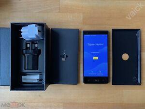 BlackBerry Motion 32gb 2SIM BBD-100-6 Black Factory Unlocked