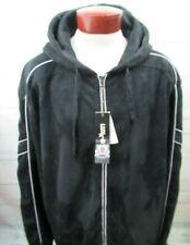 2 PCs Men Casual Tracksuit Sport Suit Jogging Hoodies Coat Jacket & Pants 3XL