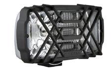 Scheinwerfer Fernscheinwerfer 220x123x120 12V 24V Halogen Universal Schutzgitter