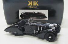 Mercedes SSK Trossi / Der Schwarze Prinz ( 1930 ) KK-Scale 1:18