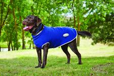 WEATHERBEETA FLEECE ZIP DOG COAT COVER BLANKET BODY CLOTHING WARMER PROTECTION