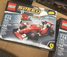 NEW LEGO Speed Champions Scuderia Ferrari SF16-H 75879 Sealed Slight Damage