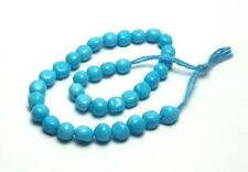 """5"""" SLEEPING BEAUTY TURQUOISE Semi-Round Nugget Beads AAA NATURAL COLOR"""