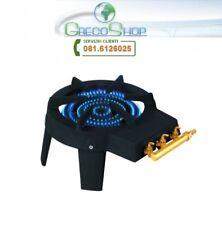 Fornello/Fornellone/Bruciatore a tripla corona GPL in ghisa