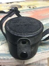 Vintage Olympus Pen F Lens Case for Lens-CASE ONLY