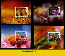 GREECE 2018, STAMP, 20 MAY – WORLD BEE DAY, 7th series, NUMBERED SHEET