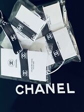 VIP Gift Hair Tie Authentic CHANEL CC LOGO PONYTAIL ELASTIC In Sealed Package 1