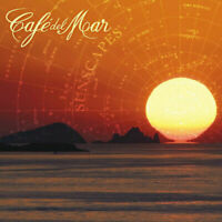 Ibiza Sunset - Cafe Del Mar - SunScapes (2015)  CD  Chill out album gift idea