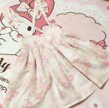 *RARE* LIZ LISA x My Melody pastel pink Sweet Lolita jumper Japanese Gyaru dress