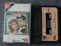 Grease - John Travolta & O Newton John - BO du film / OST, K7 audio / Audio tape