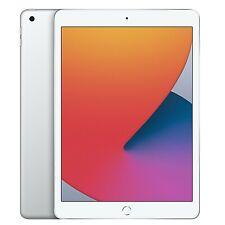 Apple iPad 8. Generation (2020) 10,2 Zoll, 32GB, WiFi, SILBER MYLA2FD/A